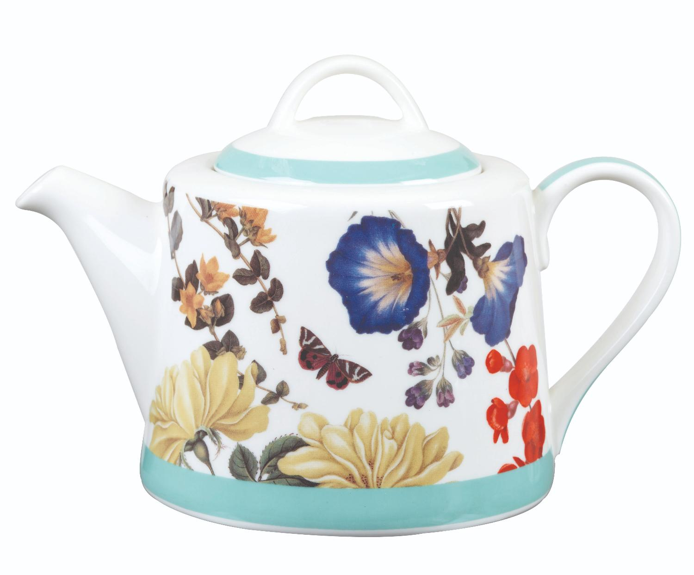 "Чайник 850 мл Churchill ""Цветы"" (КСО)"