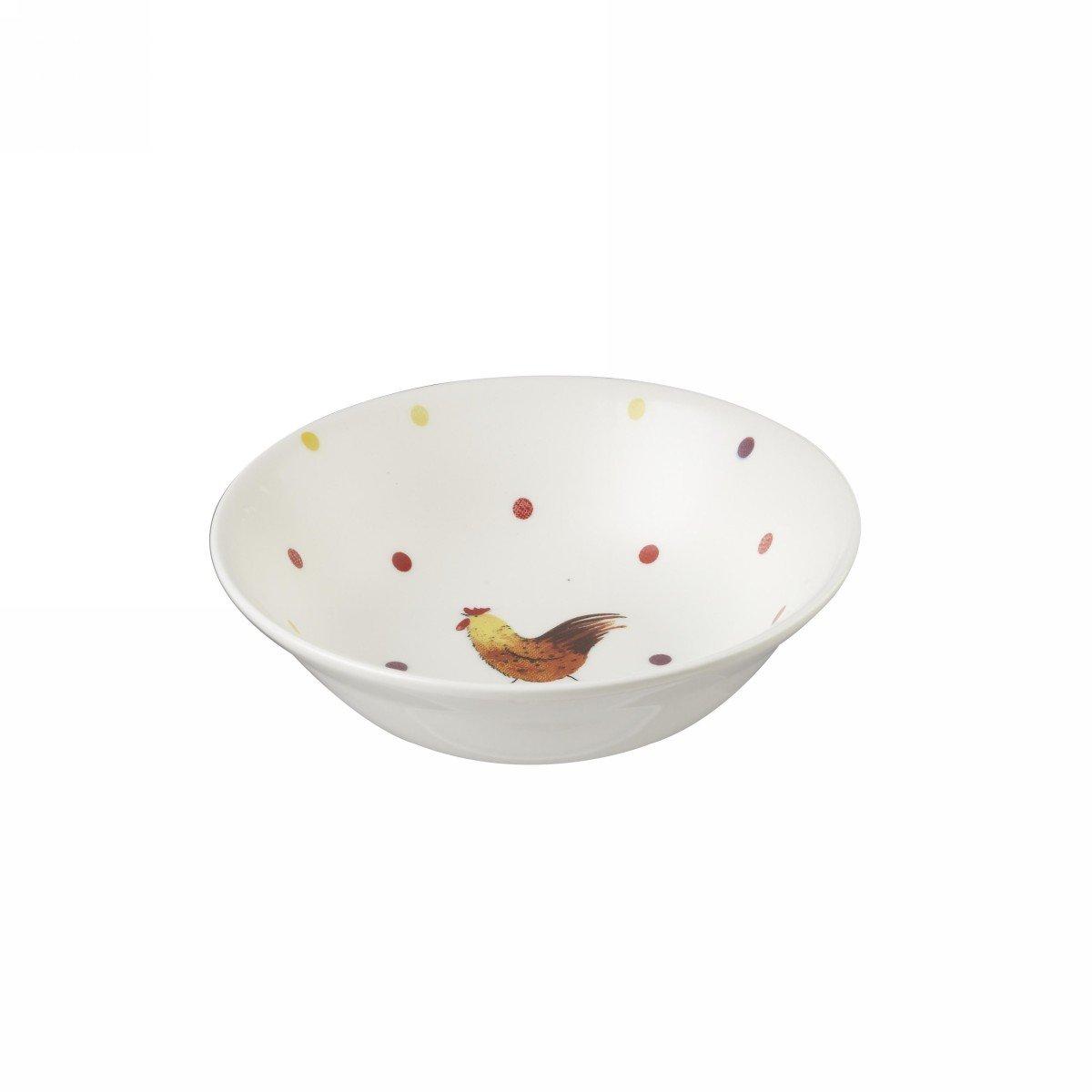 Тарелка для каши 15,5 см Churchill Петухи от Алекс Кларк