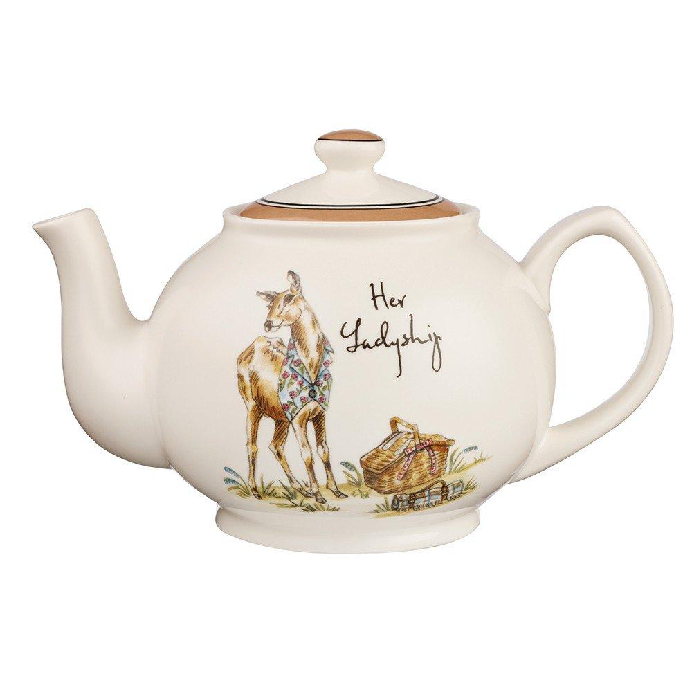 """Чайник Churchill """"Ее величество"""" 850мл Сказочная страна от Country Pursuits"""