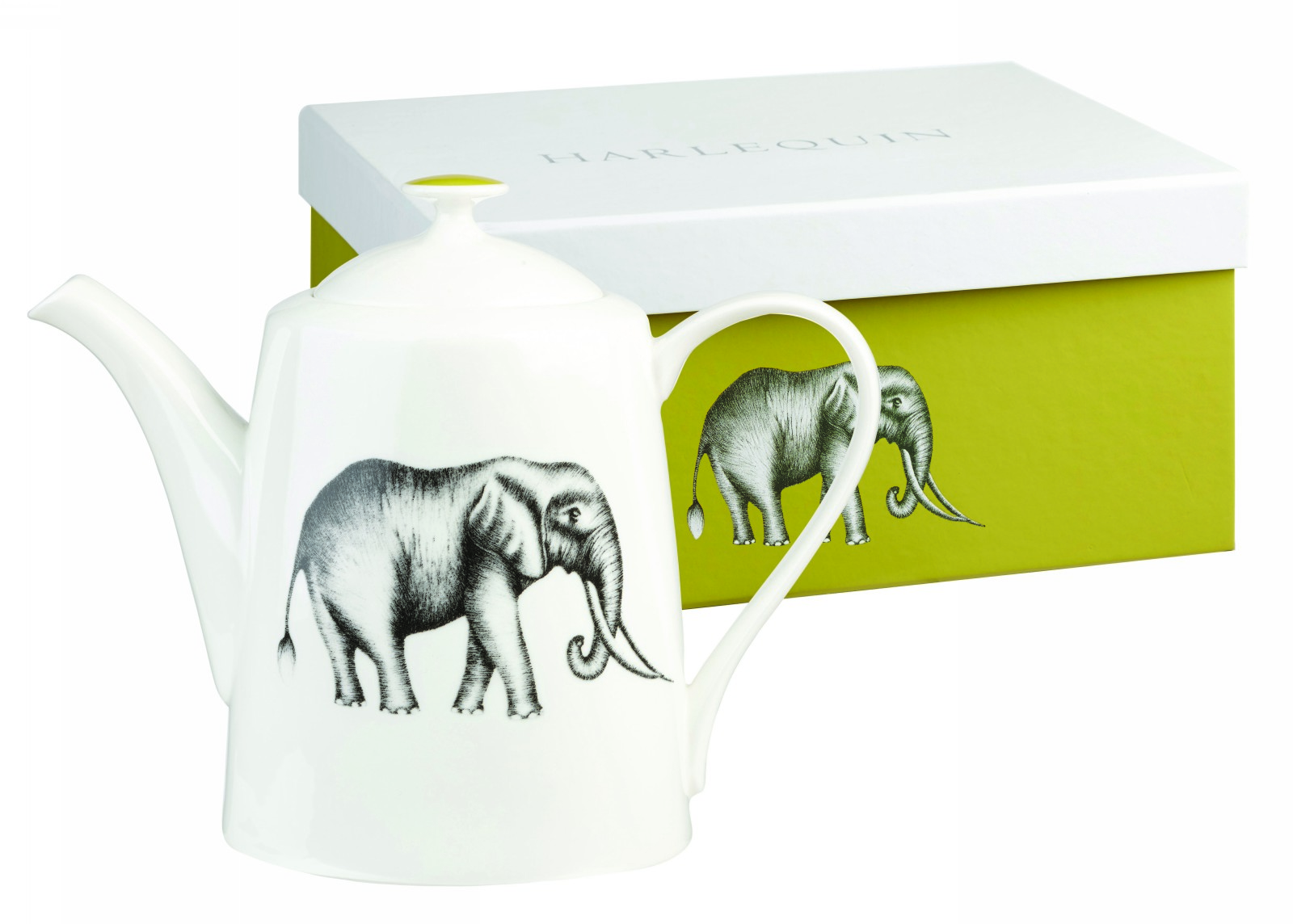 Заварочный чайник Churchill 950 мл в коробке Саванна от Арлекин
