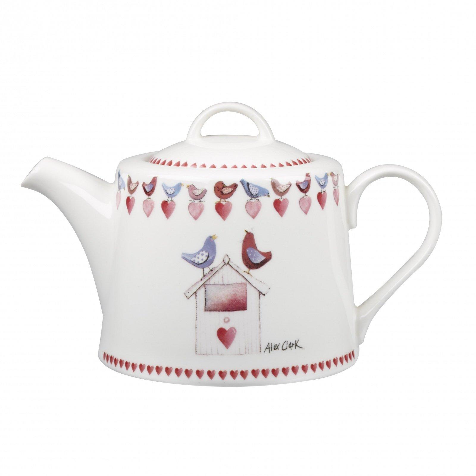 Чайник Churchill Птички 830мл от Алекс Кларк