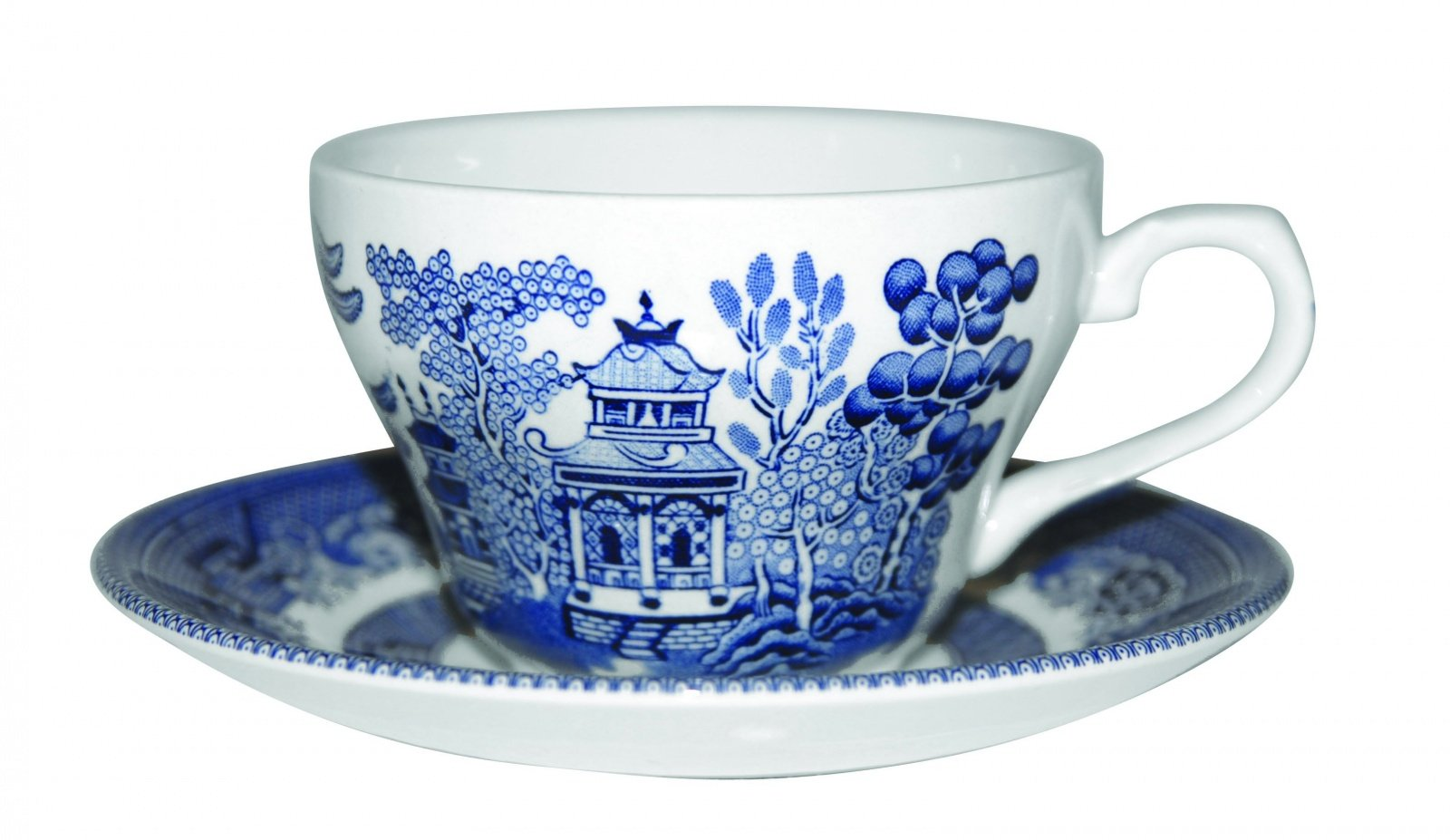Чашка Churchill 200 мл Голубая ива