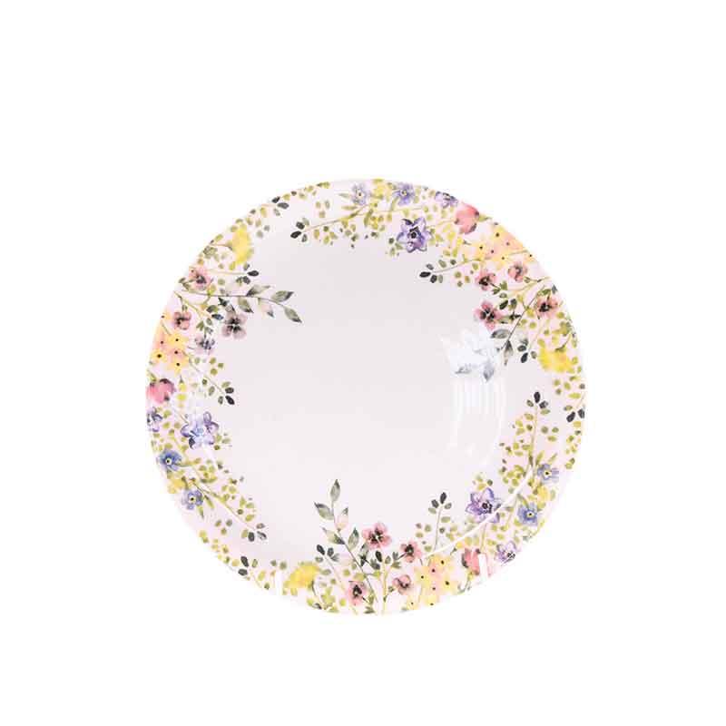 Глубокая тарелка 20 см Полевые цветы Churchill