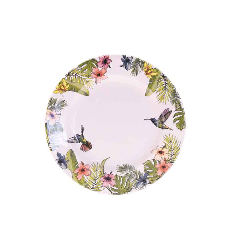 Глубокая тарелка 20 см Тропический лес Churchill