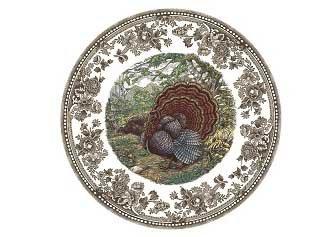Тарелка обеденная Churchill 25 см Majestic Beauty