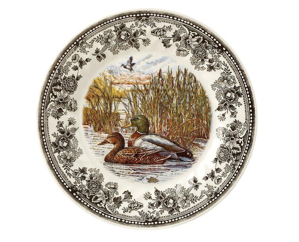Тарелка для каши Churchill 15,5 см Quintessential Game Mallard