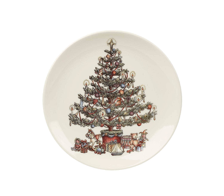Тарелка десертная Churchill 20 см Рождество
