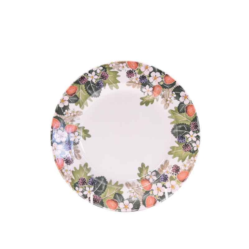 Глубокая тарелка 20 см Клубничная поляна Churchill