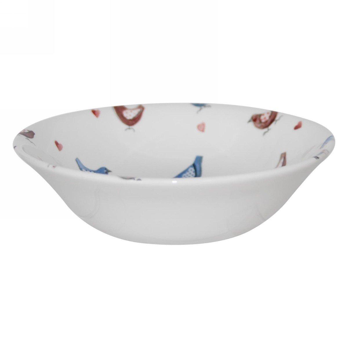 Глубокая тарелка Churchill 15,5 см Птички от Алекс Кларк