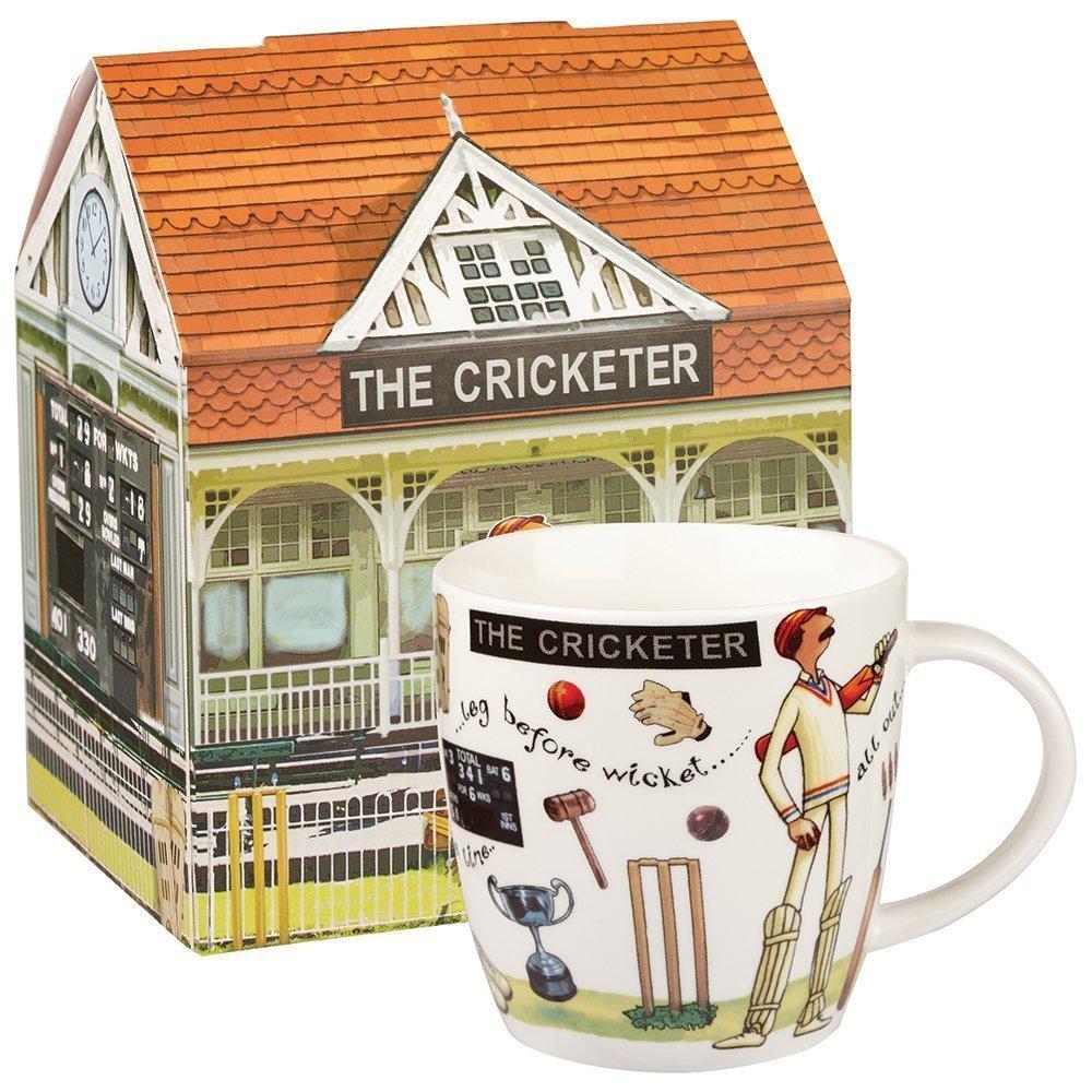 """Кружка Churchill """"Крикет"""" 400 мл в подарочной коробке """"На досуге"""""""