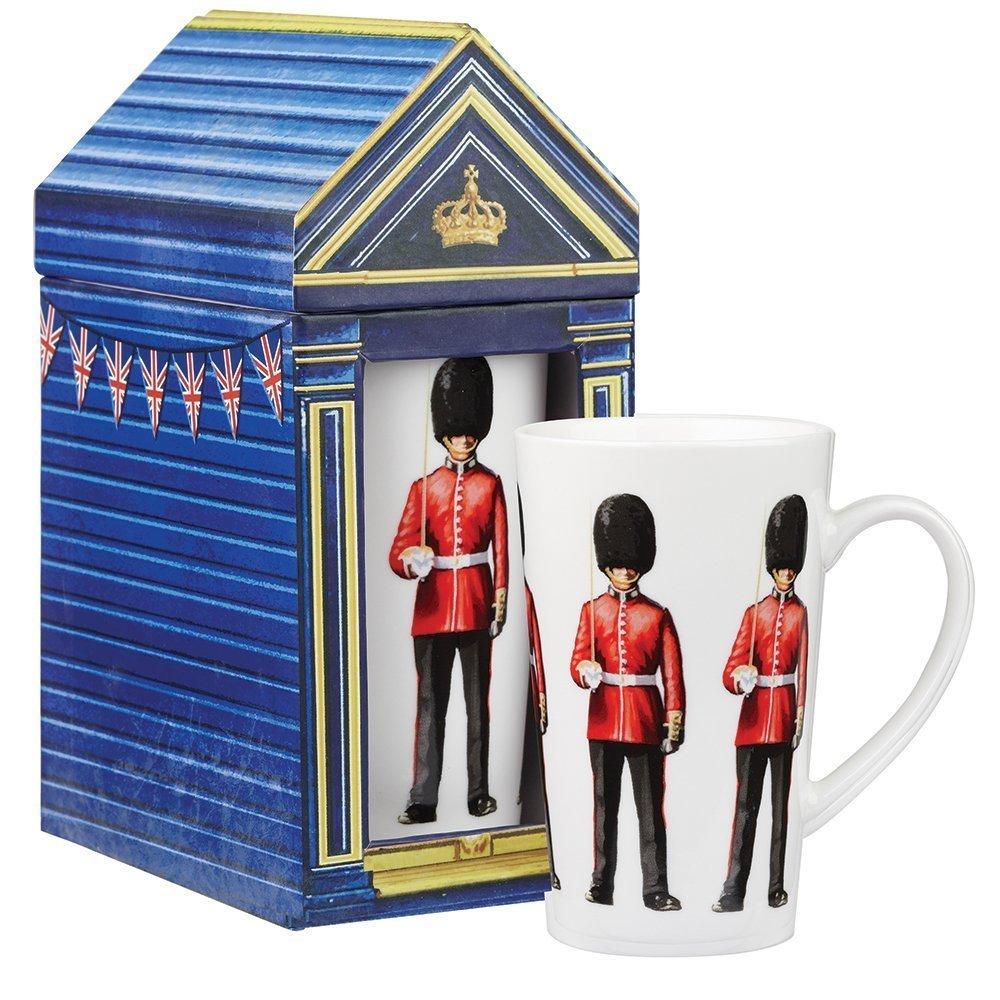 """Кружка """"Гвардейская пехота"""" в коробке 350 мл Churchill """"Достопримечательности Англии"""""""
