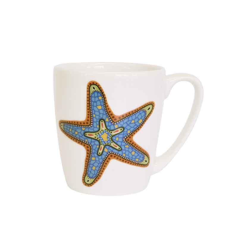 Кружка 300 мл Морская звезда Churchill от Райские рыбы