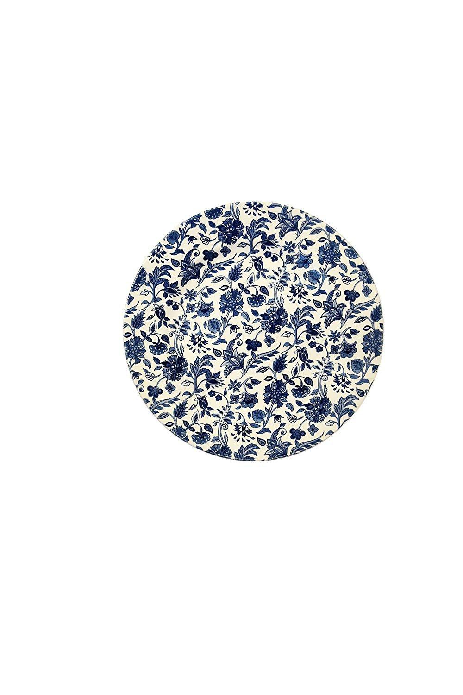"""Десертная тарелка 20 см """"Античные цветы"""" Antique Floral Churchill"""